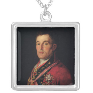 The Duke of Wellington  1812-14 Silver Plated Necklace