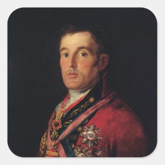 The Duke of Wellington  1812-14 Sticker
