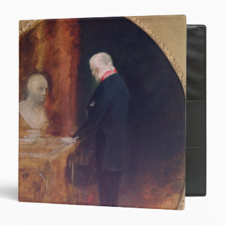 The Duke of Wellington  Studying Binder