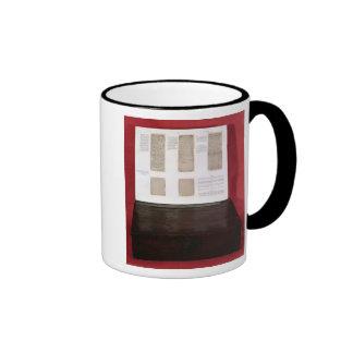 The Duke of Wellington's battle orders Ringer Coffee Mug