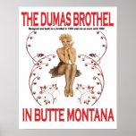 The Dumas Brothel Poster
