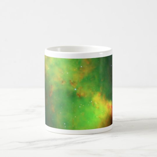 The Dumbbell nebula NASA M27 Coffee Mug