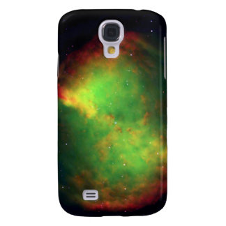 The Dumbbell nebula NASA M27 Galaxy S4 Case