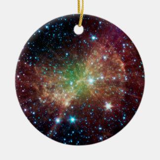 The Dumbbell Nebula Ornament