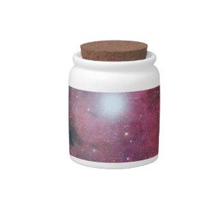 The Dumbell Nebula Candy Dish