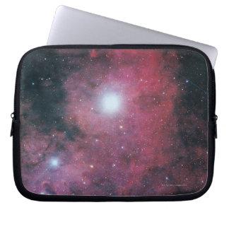 The Dumbell Nebula Computer Sleeve