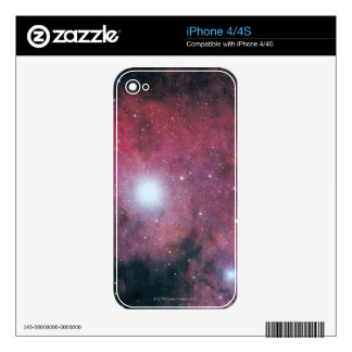 The Dumbell Nebula Decals For iPhone 4S