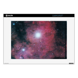 The Dumbell Nebula Laptop Skin