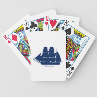 The Dunbrody 1845 by tony fernandes Bicycle Playing Cards