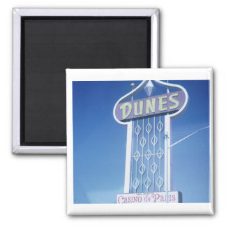 The Dunes Hotel Las Vegas Magnets