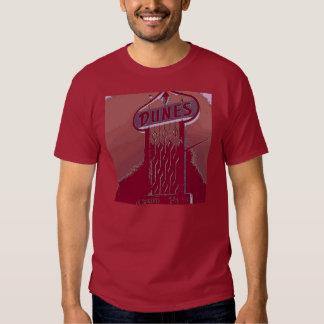 The Dunes Hotel Las Vegas T Shirt