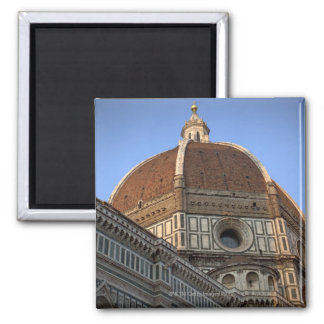 The Duomo, Florence, Italy 2 Inch Square Magnet