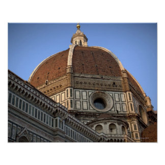 The Duomo, Florence, Italy Poster