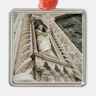 The Duomo Santa Maria Del Fiore Florence Italy 2 Metal Ornament