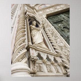 The Duomo Santa Maria Del Fiore Florence Italy 2 Poster