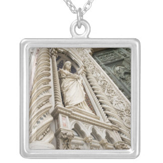 The Duomo Santa Maria Del Fiore Florence Italy 2 Silver Plated Necklace