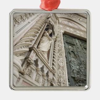 The Duomo Santa Maria Del Fiore Florence Italy Metal Ornament