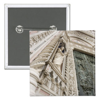 The Duomo Santa Maria Del Fiore Florence Italy Pinback Button