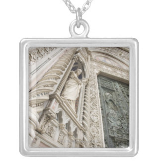 The Duomo Santa Maria Del Fiore Florence Italy Silver Plated Necklace