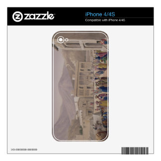 The Durbar-Khaneh of Shah Shoojah-Ool-Moolk, at Ca Decals For The iPhone 4