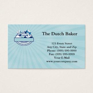 The Dutch Baker Business card