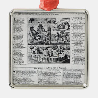 The Dutch Boare dissected Ornaments