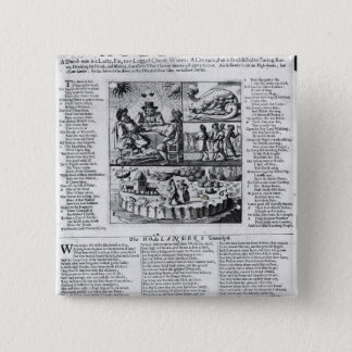 The Dutch Boare dissected Pinback Button