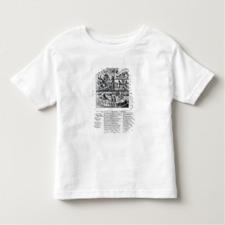 The Dutch Boare dissected Toddler T-shirt
