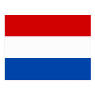The Dutch Flag Postcard
