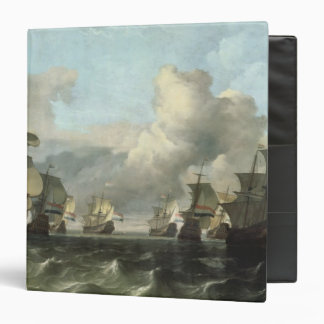 The Dutch Fleet of the India Company, 1675 Binder