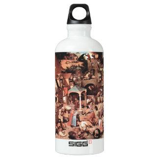 The Dutch proverbs by Pieter Bruegel SIGG Traveler 0.6L Water Bottle