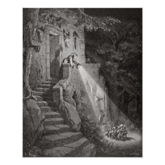 The Dwelling of the Ogre Poster