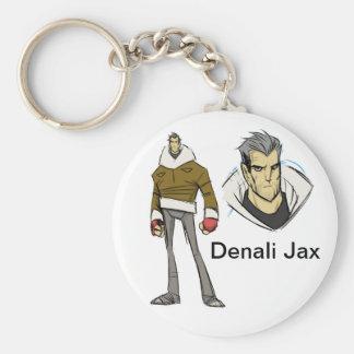 The Dying Breed Denali Jax Keychain