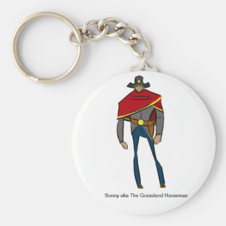 The Dying Breed's Sonny Keychain