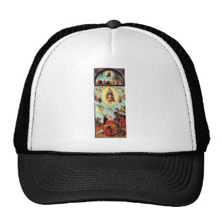 The dying man by Lucas Cranach the Elder Trucker Hat