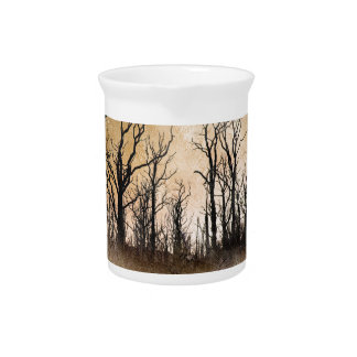 The Dying Trees Drink Pitcher