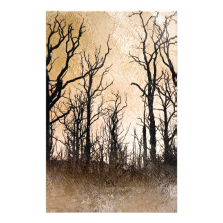The Dying Trees Stationery