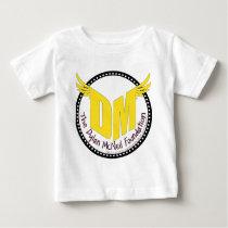 The Dylan McNeil Meningitis Foundation Baby T-Shirt