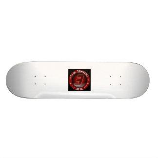 The E Channel Hits Skateboard