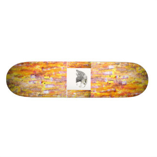 The Eagle And The Tree Skate Board Decks