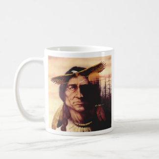 The Eagle Flies Coffee Mugs
