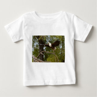 The Eagle Flies Tom Wurl Baby T-Shirt