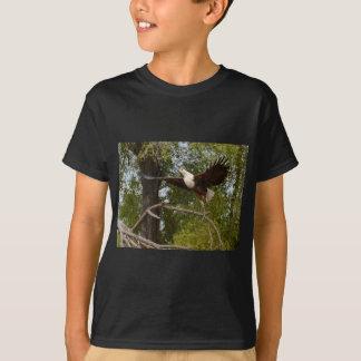 The Eagle Flies Tom Wurl T-Shirt