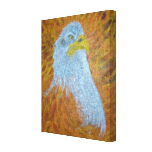 The Eagle Gallery Wrap Canvas