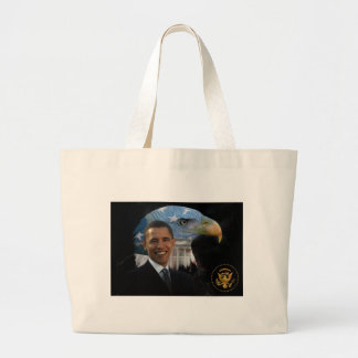The Eagle has landed... Canvas Bag