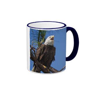 The Eagle Has Landed Ringer Mug