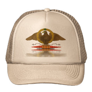 The Eagle has landed. Trucker Hat