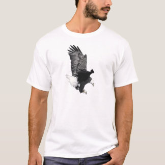 The Eagle Is Landing T-Shirt