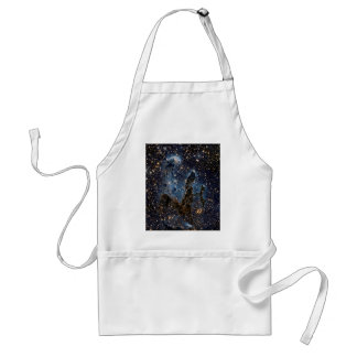 The Eagle Nebula aka The Pillars Of Creation Adult Apron