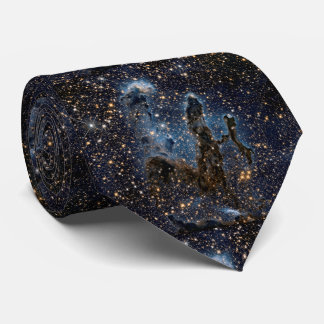 The Eagle Nebula aka The Pillars Of Creation Neck Tie